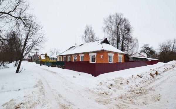 Однокомнатная квартира в одноэтажном доме барачного типа по адресу: ул.Ленина д.46